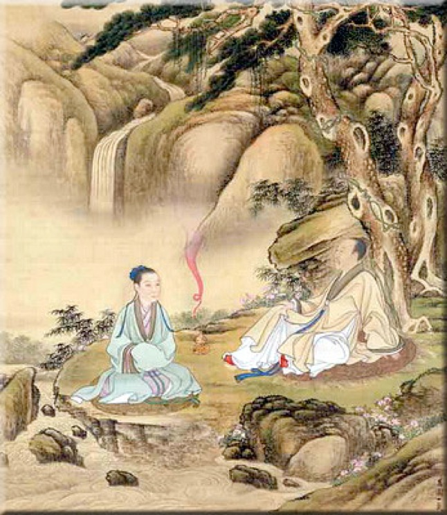 a look at the traditional chinese practice of taoism On the eighth day of the lunar month prior to chinese new year, a traditional porridge is served at breakfast, with the first bowl offered to ancestors and household deities (family members are served afterward.