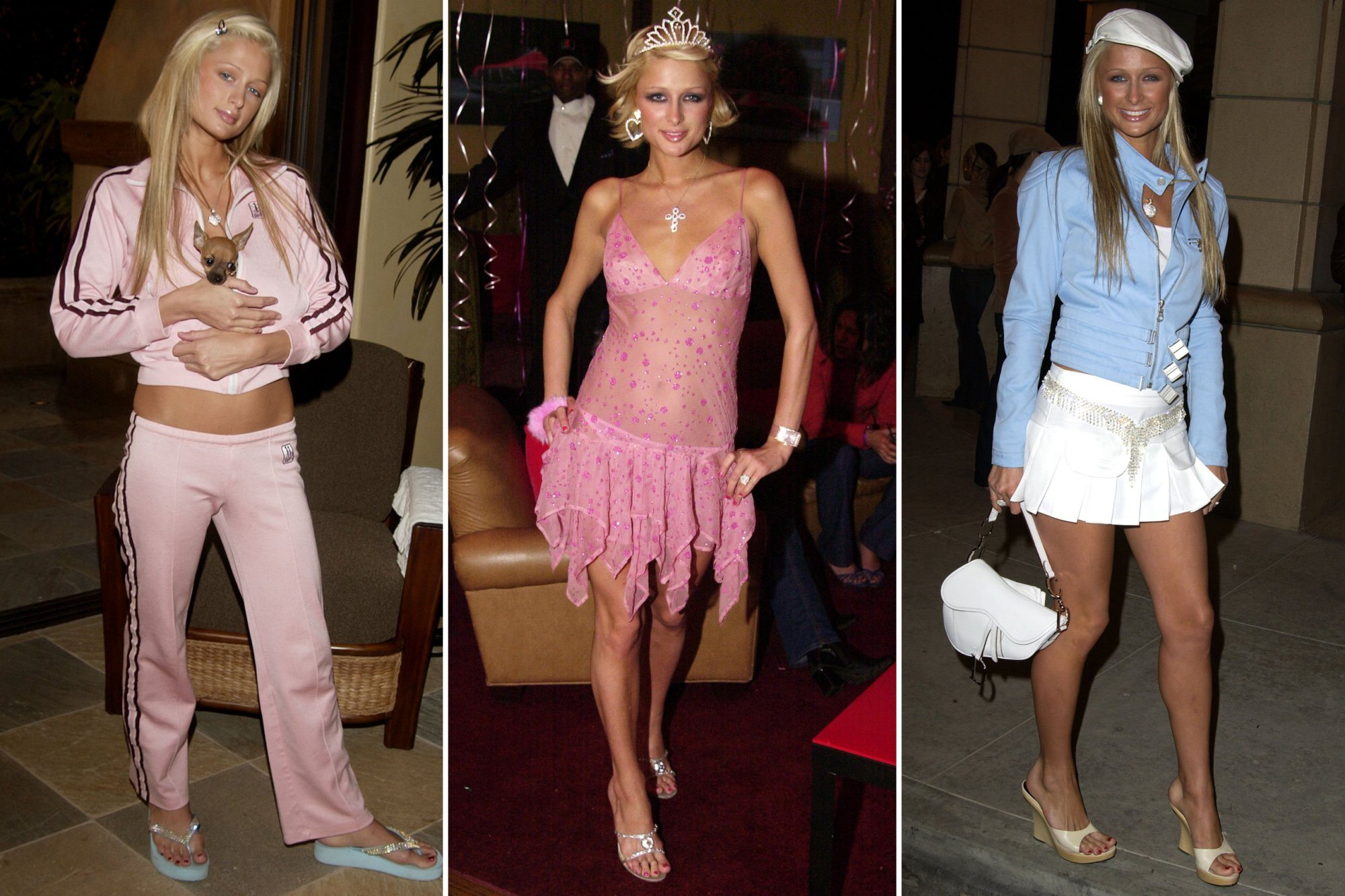 Fashion trends in 2000